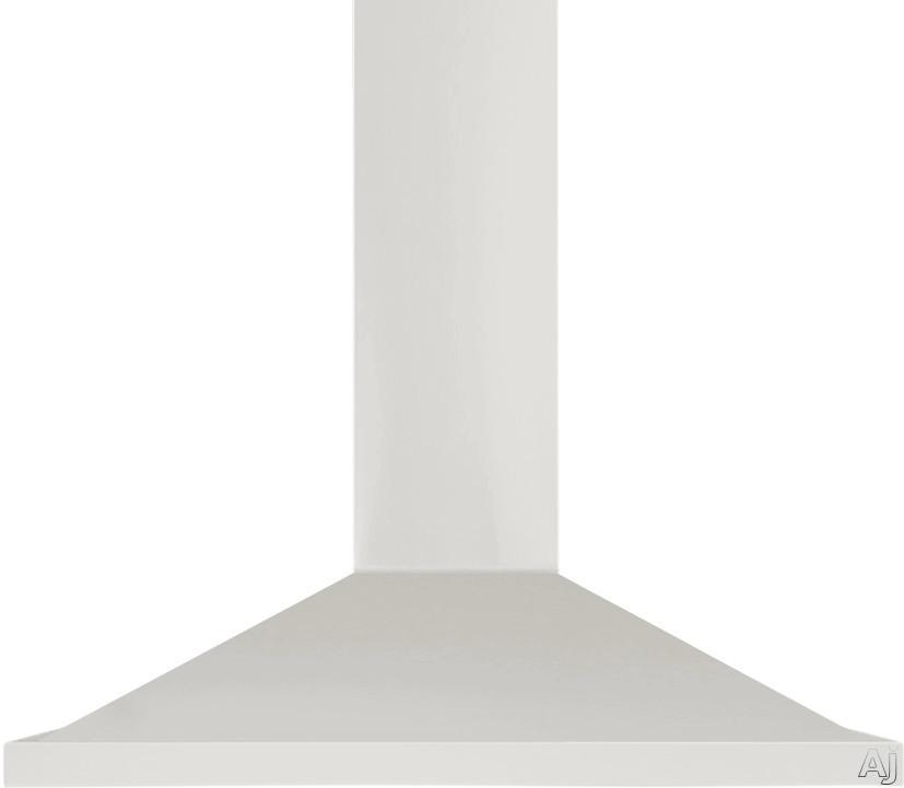 White Chimney Range Hood ~ Aga amchd wht wall mount canopy chimney range hood with