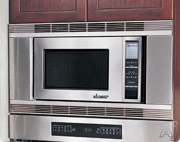 Dacor ACTK27 27 Inch Microwave Trim Kit for use with Discovery 24 Inch Convection Microwave DCM24