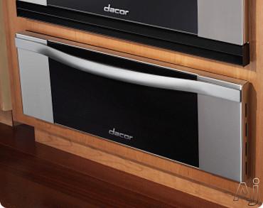 Dacor Renaissance Millennia MWDV Warming Drawer with 500 Watt Heating Element, 4 Timer Settings, U.S. & Canada MWDV
