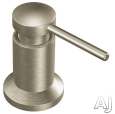 Moen 3942SL Soap and Lotion Dispenser Stainless Steel