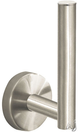 Picture of Hansgrohe 40517 Wall Mount Spare Toilet Paper Holder with Metallic Finish