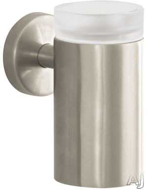 Picture of Hansgrohe 40518 Wall Mount Tooth Brush Tumbler with Metallic Finish