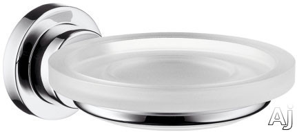 Picture of Hansgrohe Axor Citterio Series 41733 Wall Mount Soap Dish with Metallic Finish
