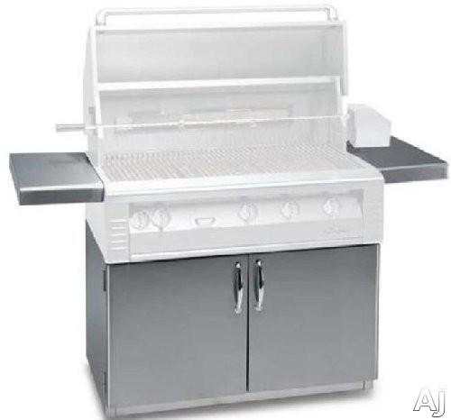 """Alfresco AL42C 42"""" Freestanding Grill Cart with 2 Access Doors, U.S. & Canada AL42C"""