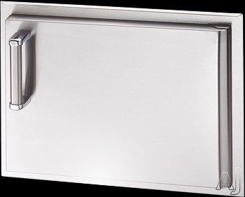 "Fire Magic Premium Doors 43914SR 20"" Single Access Door: Right Hinge Door Swing, U.S. & Canada 43914SR"