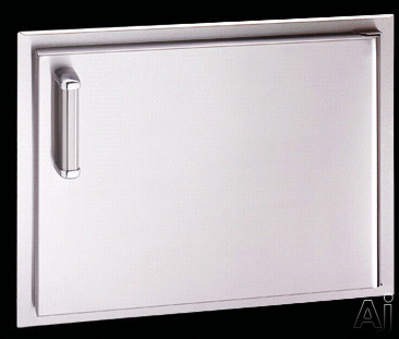 "Fire Magic Premium Doors 43917SR 24"" Single Access Door: Right Hinge Door Swing, U.S. & Canada 43917SR"