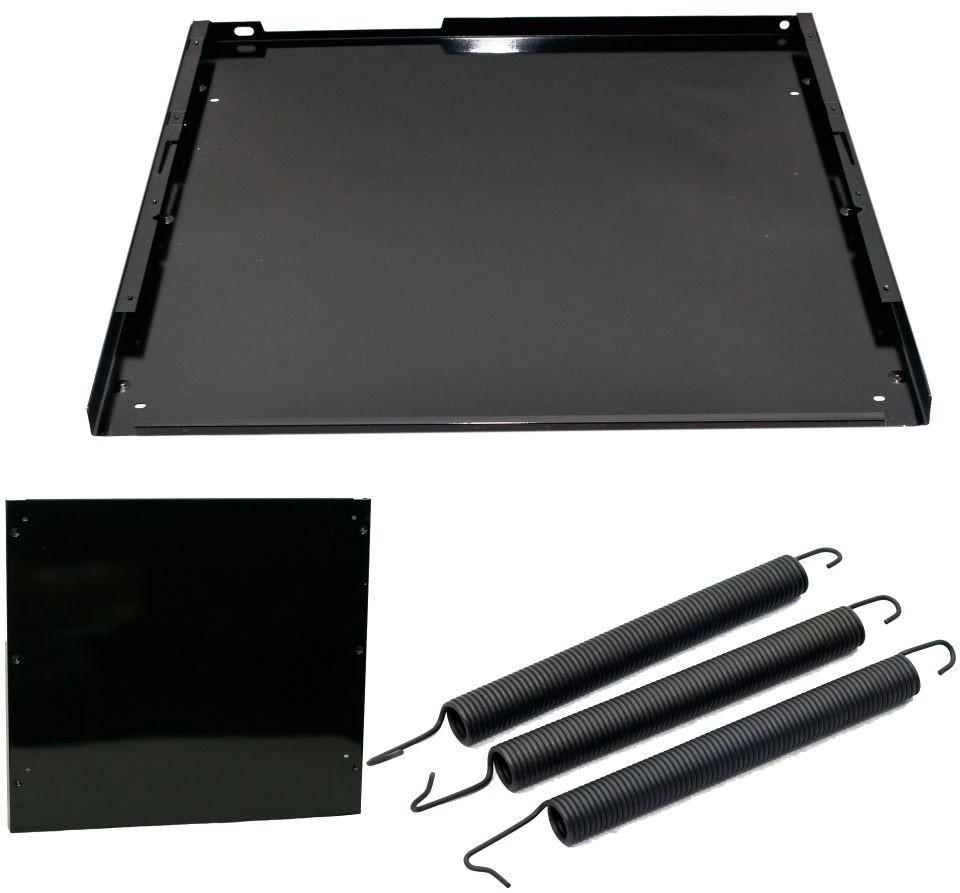 Whirlpool 4396196 6 Inch Console Trim Kit Black