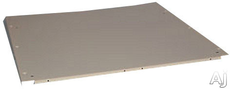 Whirlpool 4396201 4 Inch Console Trim Kit Bisque