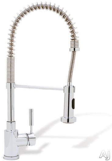 """Blanco Meridian 440558x Single Lever Pull-Down Kitchen Faucet with 8-3 / 8"""" Reach, 19-1 / 4"""" Height, U.S. & Canada 440558x"""
