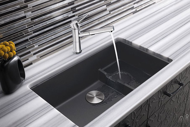 Blanco 519450 29 Quot Undermount Single Bowl Granite Sink With