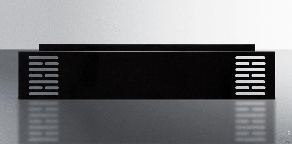 Summit TKW700 Black Trim Kit For All 7212 Series Summit Wall Ovens TKW700