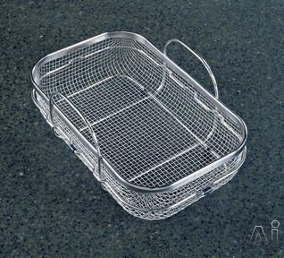 Blanco Wave Plus 221026 Stainless Steel Mesh Colander (Fits Wave Plus Small Bowl), U.S. & Canada 221026