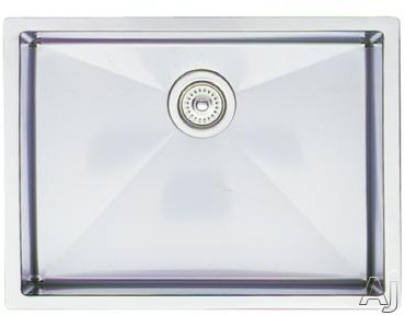 Blanco 515822 25 Quot Undermount Single Bowl Stainless Steel