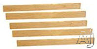 Perlick 6711524 Wooden Wine Fronts Package of 5