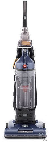 Hoover WindTunnel T-Series UH70100 Bagless Upright Vacuum Cleaner with 12 Amp Power, WindTunnel, U.S. & Canada UH70100