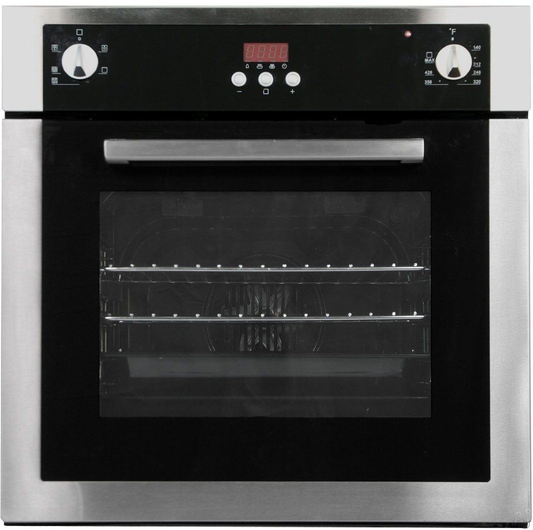 Fagor 6ha196bx 24 Quot Single Electric Wall Oven With 1 98 Cu