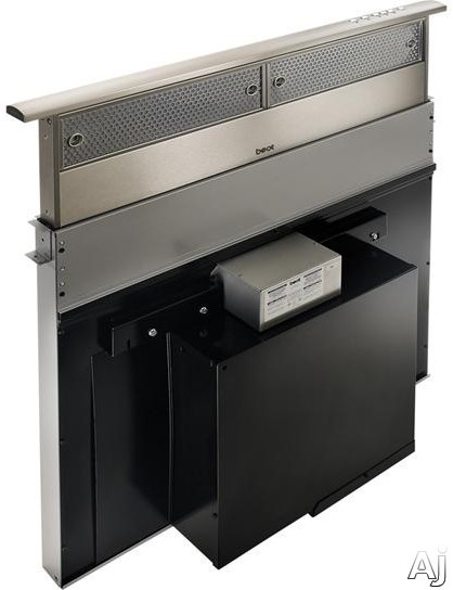 Best DDEX30SS Downdraft Ventilation System with External Blower Options, 3 Speed Push Button, U.S. & Canada DDEX30SS