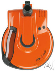 Disco Floor Polisher Head (Orange)