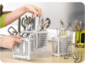 3-Way Cutlery Basket