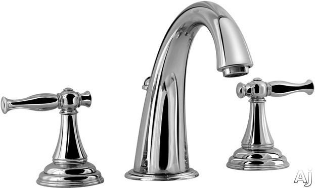 Graff Signature Collection G2400LM22OB Lauren Double Lever Cast Spout Lavatory Faucet with 6-1/8