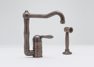 Tuscan Brass (Soap/Lotion Dispenser Not Shown)