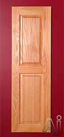 Oak Raised Panel Door
