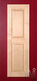 Maple Raised Panel Door