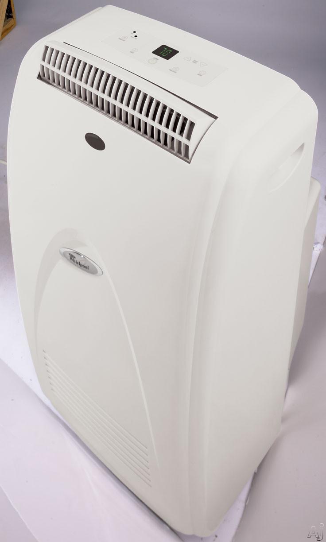 Whirlpool Acp102pr 18 Quot Designerstyle Portable Air Conditioner W 10 000 Cooling Btu