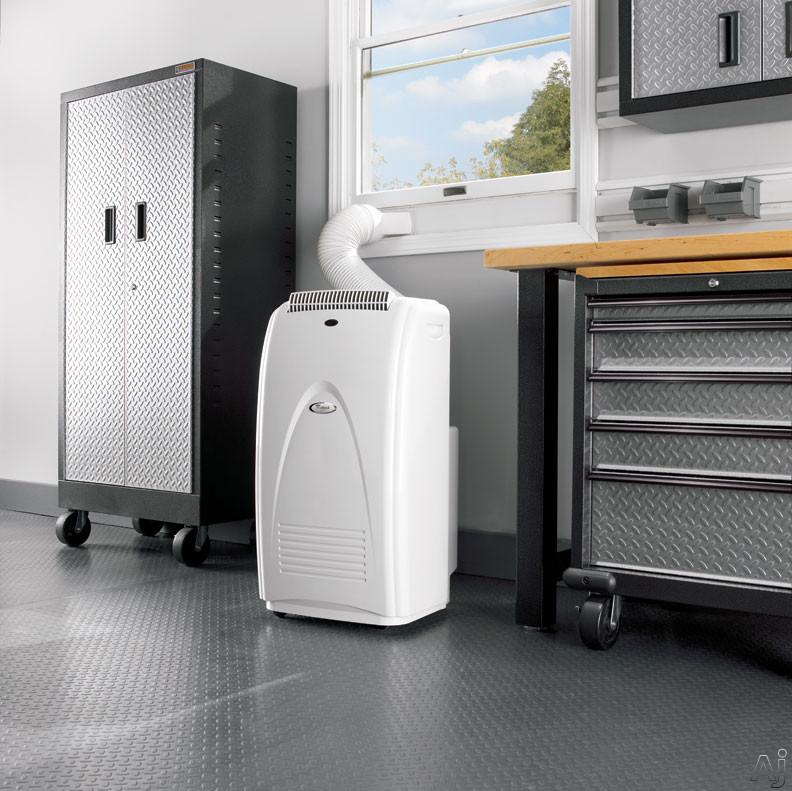"Whirlpool ACP102PR 18"" DesignerStyle Portable Air ..."