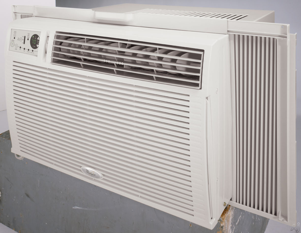 Room Air Conditioner with Electronic Controls & Room Temperature #635751