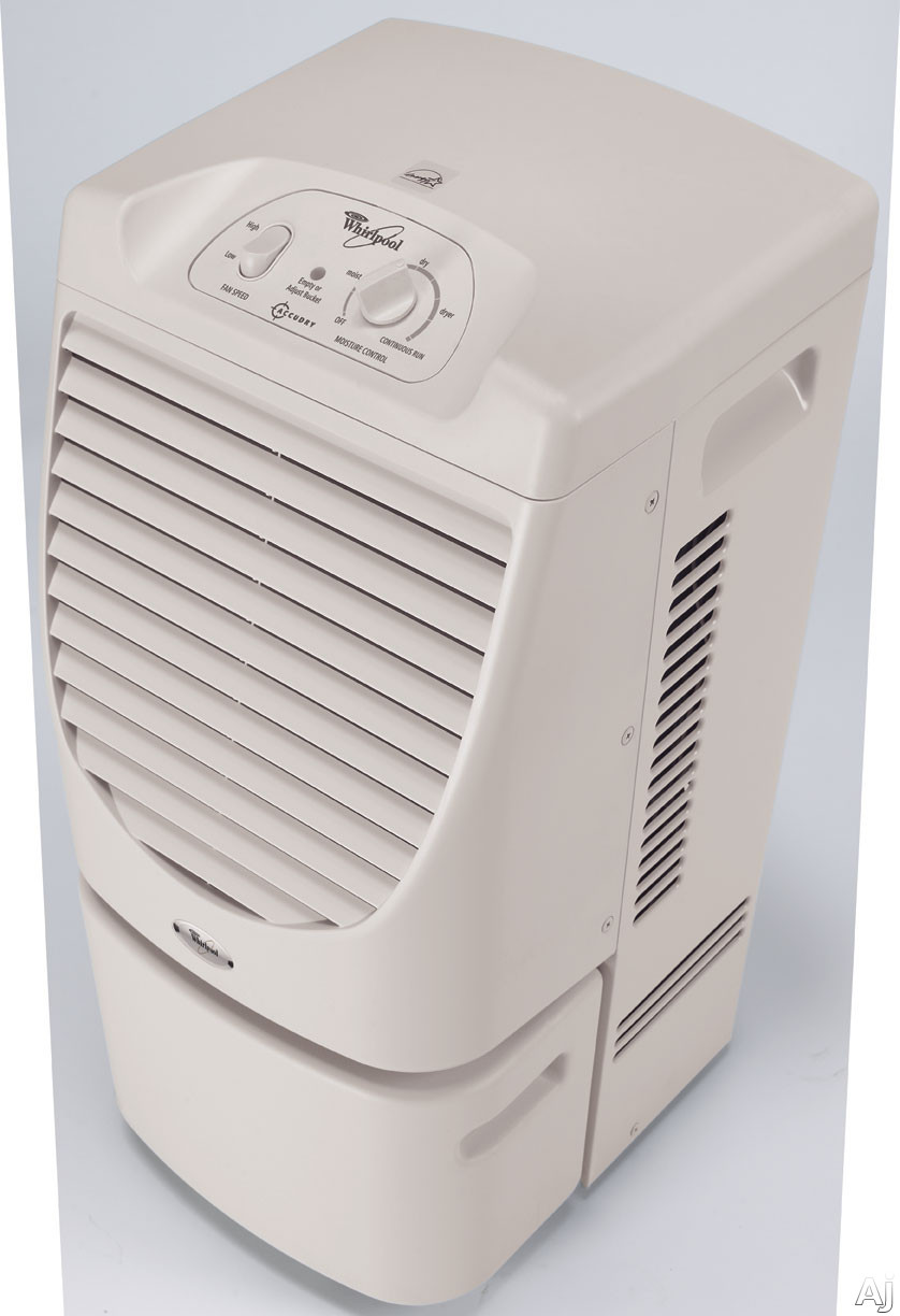 whirlpool gold accudry dehumidifier manual