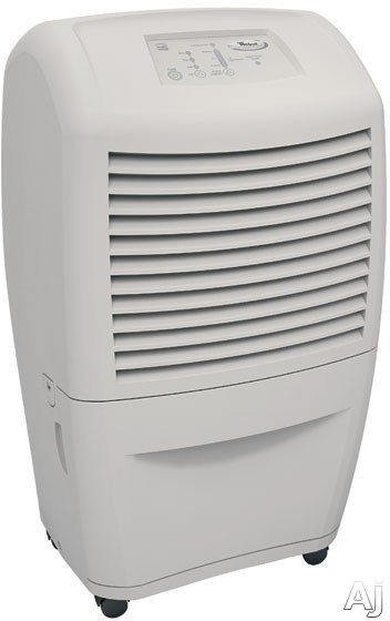 per day ultra low temp basement dehumidifier with electronic controls