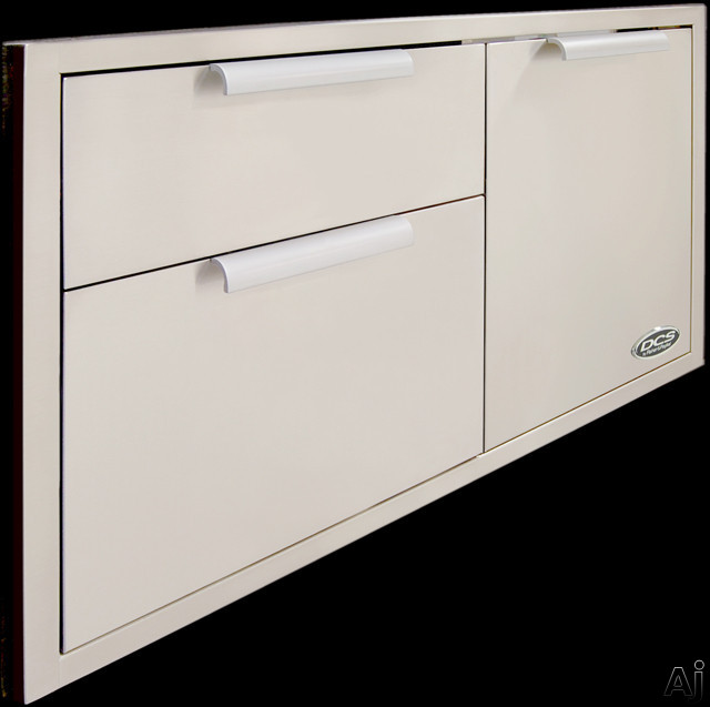 "DCS ADR136 36"" Built-in Stainless Steel Storage Drawer, U.S. & Canada ADR136"