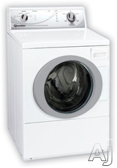 "Speed Queen AFN50RS 27"" Front-Load Washer with 2.84 cu. ft. Capacity, 8 Wash Cycles, 4 Temperature, U.S. & Canada AFN50RS"
