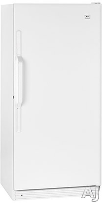 Amana Afu1767bw 16 8 Cu Ft Deepfreeze Upright Freezer