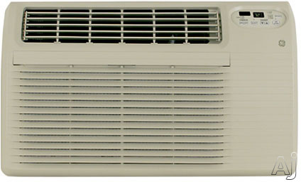 ge ajcq08acc 8 000 btu through the wall cool only air conditioner with electronic controls 3. Black Bedroom Furniture Sets. Home Design Ideas