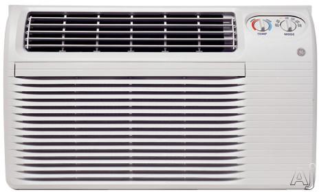 ge ajcs08a j series built in room air conditioner 8000 btu 115v thru the wall sleeve ac. Black Bedroom Furniture Sets. Home Design Ideas
