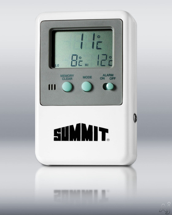 Summit ALARM Temperature Alarm with Readout