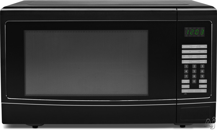 Amana AMC2165AW 1.6 cu. ft. Countertop Microwave with 1200 Cooking Watts, Sensor Cook and Program Cooking: White