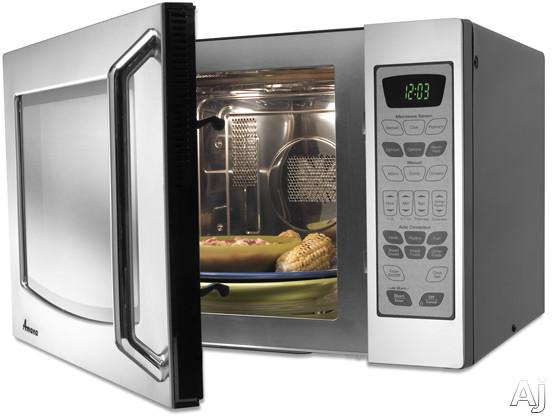 Amana Countertop Stove : Amana AMC7159TAS 1.5 cu. ft. Countertop Microwave Oven with 1,000 ...