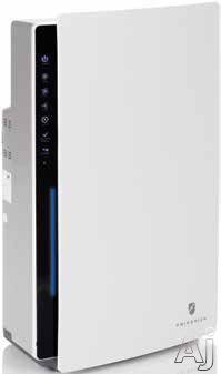 Friedrich AP260 260 sq ft Coverage Air Purifier with 5 Stage Filtration Auto Fan Speed Air Qualifty Sensor Intelligent Auto Operation Easy Carry Handle and Remote Control