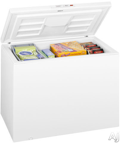 Holiday 7 Cu Ft Chest Freezer Manual