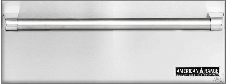 "American Range Villa Series ARR27 27"" Warming Drawer with 1.4 cu. ft. Capacity, 800 Watt Element, 2, U.S. & Canada ARR27"