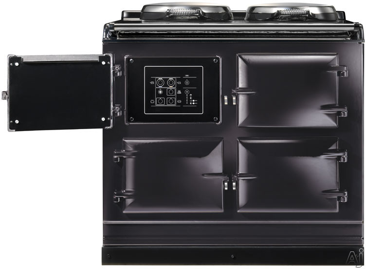 "AGA Total Control ATC3PWT 39"" Cast-Iron Electric Range with 3 Large Ovens, 2 Hotplates, 10 Cooking, U.S. & Canada ATC3PWT"