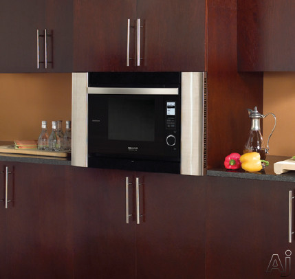 Installed In Wall Oven Cabinet