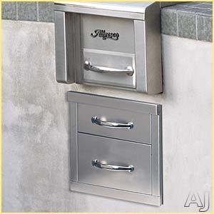 Alfresco AGDR2 2 Drawer System