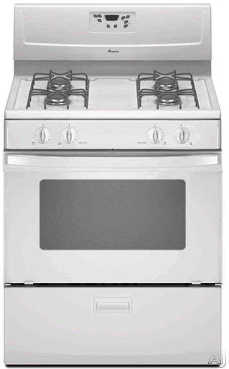 amana self clean oven manual