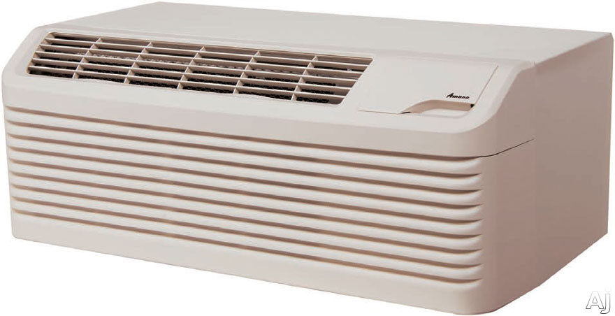Amana DigiSmart PTC073G25CXXX 7,700 BTU Packaged Terminal Air Conditioner with 2.5 kW Electric Heater, R410A Refrigerant, 11.5 Energy Efficiency Ratio, DigiSmart Controls and Seacoast Corrosion Protection