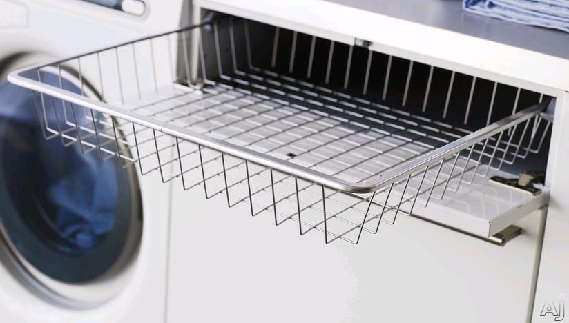 Asko HiddenHelper Series HB115 Pull Out Laundry Care Utility Basket, U.S. & Canada HB115