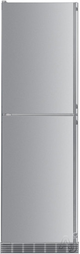 Liebherr BF1061 24 Inch Built in Bottom Freezer Refrigerator with 10 cu ft Capacity 2 Glass Shelves 2 Fresh Food Drawers Ice Maker LED Lighting and Digital Display Controls